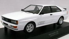 Artículos de automodelismo y aeromodelismo de plástico de color principal blanco Audi