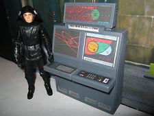 Star Wars Custom Cast Award Winning Computer Console Panel Diorama 6 Inch Scale