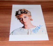 Catherine deneuve, original signed photo 20x25 cm (8x10) * en persona *