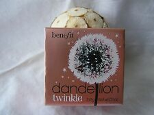 Benefit - Dandilion Twinkle Powder Highlighter -  Full Size & Brand New & Boxedx