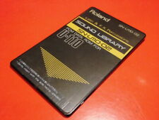 Roland SN-U110-02 PCM DATA- LATIN FX PERCUSSION- für D70,U110,U20 Rhodes660/760