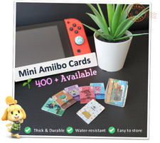 🌱Pick Your ACNH Amiibo Cards Animal Crossing New Horizons Nintendo Switch