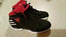 Adidas Men's Derrick Rose Basketball Shoes Men's Size 7 Hitops