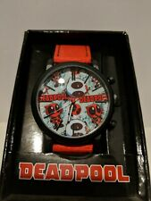 Deadpool Watch by Accutime Watch Marvel