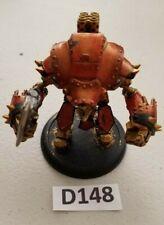 Warmachine Khador Heavy Warjack Juggernaut Poorly Painted PIP 33063
