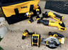DEWALT 20-Volt MAX Lithium-Ion Cordless Combo Kit (7-Tool) with (2) Batteries