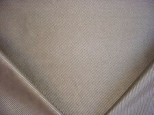 3-1/2Y Robert Allen Beautiful Mandell In Onyx Metallic Twill Upholstery Fabric