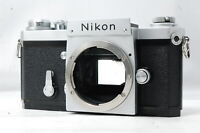 **Not ship to USA** **For parts** Nikon F SLR Film Camera Body Only  SN6780865