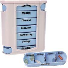 7 Tage Pillendose – Tablettenbox Pillenbox Tablettendose Tabletten Pillen #17384
