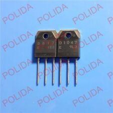 10pairs OR 20PCS Transistor TO-3P 2SB817E/2SD1047E 2SB817/2SD1047 B817E/D104E