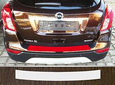 Protección de pintura bordes carga Transparente Para Opel MOKKA x , DESDE 2016