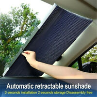 Retractable Car Windshield Sun Shade Visor Folding Auto Block Cover Front Window