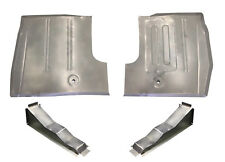 1961-66 FORD TRUCK FRONT FLOOR PANS & BRACES F-100 thru F-600 SERIES (See Note)