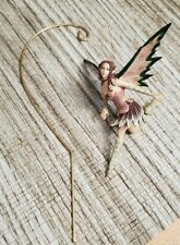 Amy Brown Elements Fairy Diva Collection Earth Ornament