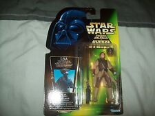 Star Wars - Leia as Boushh, Power of the Force Action Figure