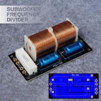 300W Subwooferweiche HIFI Lautsprecher Frequenzweiche Subwoofer Teiler Crossover