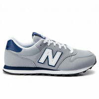 New Balance 500 Men's Fashion Sneakers Casual Shoes Silver (D) NWT GM500SMT