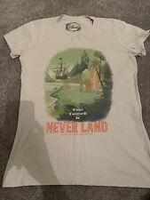 Disney Peter Pan Neverland Hot Topic T Shirt Size Medium