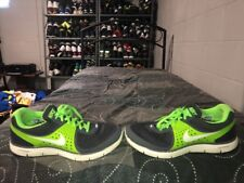 Nike Lunarswift 4 Mens Athletic Running Training Shoes Size 9 Gray Volt