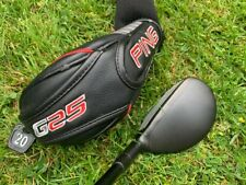 Ping G25 hybrid 20 degree with head cover