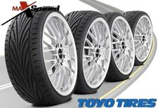 (Qty of 4) Toyo Proxes T1R 195/45R15 78V UHP Ultra High Performance Tires