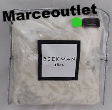 Beekman 1802 Minetto Collection QUEEN Duvet Cover Dove