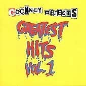 Cockney Rejects - Greatest Hits, Vol. 1 (1994) CD