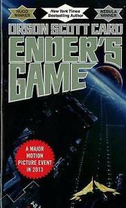 Ender's Game by Orson Scott Card (Paperback, 1996)