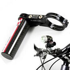 GUB G-329 Carbon Fahrrad MTB Lenker Halterung Lampenhalter Extender Adapter