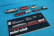 Marklin DB 81860 Train Set 25 Jahre Märklin - Z gauge Mini club