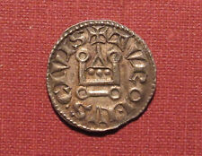 1328-1350 FRANCE SILVER DENIER - KING PHILIPPE VI, HIGHER GRADE, NICE CONDITION!