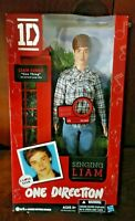 "Liam One Direction Doll Hasbro Modest Singing ""One Thing"" Read"