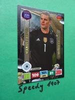 Panini Road To RUSSIA 2018 Fifa World Cup Limited Edition Neuer Adrenalyn
