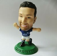Radzinski Everton Corinthian Microstars Figure Green Base MC1443