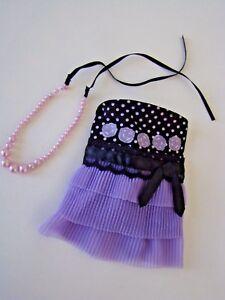 "Mini Dress and Beads – Clothes for Hasbro LORIFINA 20"" Fashion Doll BNIB 65398"