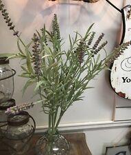 Lavender Stem, Lavender Floral, Farmhouse Decor