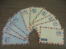 KOREA, Excellent assortment of OLD Air Letter Covers