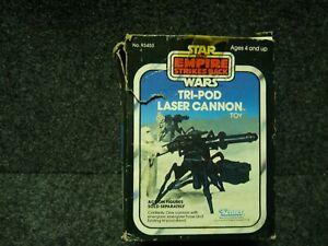 Vtg 1982 Tri-Pod Laser Cannon Toy Star Wars Return of the Jedi Kenner