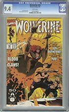Wolverine #35 NM CGC 9.4 White