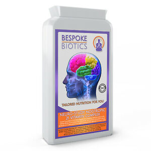 NEURO-STUDY Nootropic-21 Complex - Most Effective Legal Brain Health Supplement