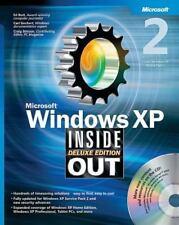 G, Microsoft Windows XP Inside Out Deluxe (Bpg-Inside Out), Ed Bott, Carl Sieche