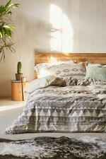 """New Urban Outfitters Deny Designs Milky Way Duvet Full/Queen 86"""" x 86"""" New 2797"""