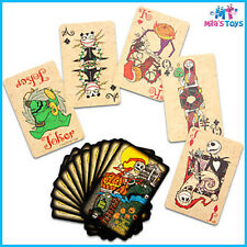 Disney The Nightmare Before Christmas Playing Card Set brand new