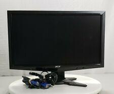 "Acer G185H 18.5"" Widescreen LCD Monitor VGA"