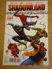 SHADOWLAND #3 MARVEL VARIANT EDITION 2010 MARVEL COMICS SPIDERMAN DAREDEVIL