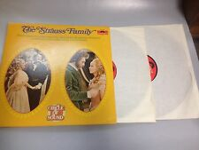The Strauss Family, London Symphony Orchestra, Double LP Vintage Album