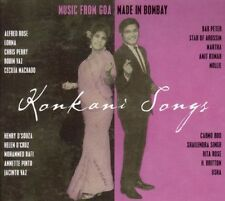 KONKANI SONGS-MUSIC FROM GOA MADE IN BOMBAY  CD NEW+