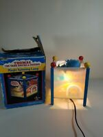 Rare VTG Thomas the Tank Engine  Friends Magic Spinning Lamp Original Box 1998