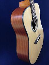 "41"" GW Steel-String Acoustic Guitar,Natural Matt+Free Bag,Strings,Strap-Full Kit"