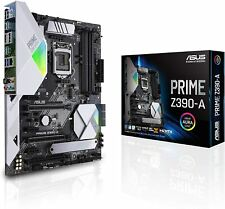 ASUS Prime Z390-A LGA1151 (Intel 8th y 9th Gen) ATX DDR4 (1385798)